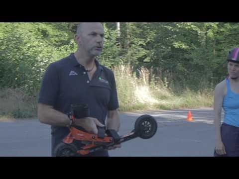 Skike Einführung Sportgerät - skiken24.de