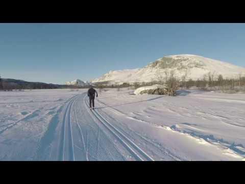 Langrenn i Hemsedal, Norge // Cross Country skiing in Norway 2018
