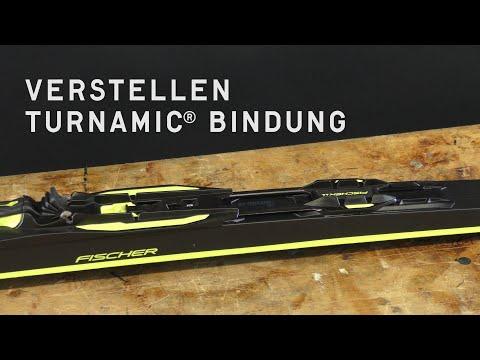 Fischer Nordic | Verstellen der TURNAMIC® Bindung