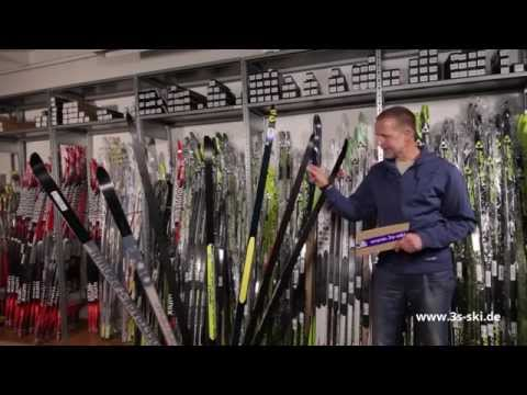 Langlaufski Beratung - Classic Nowax Ski mit Fell Steighilfe