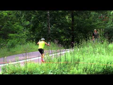 DSV-Experten-Tipps | Training mit Inlinern und Rollski (Skilanglauf)