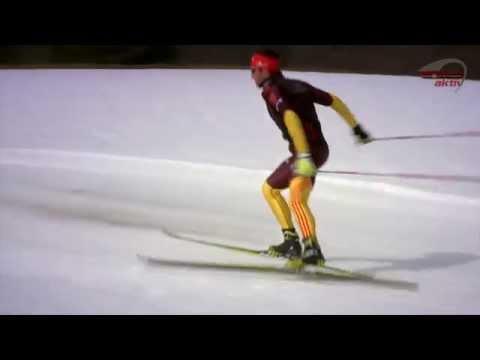DSV-Experten-Tipps | Skating 2-1 am Berg (Skilanglauf - Skating-Technik)
