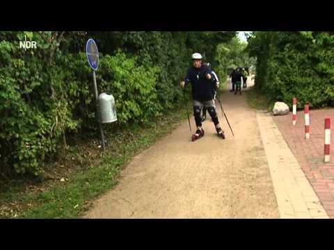 Komm mit - Roll Dich Fit - mit Nordic Cross Skating