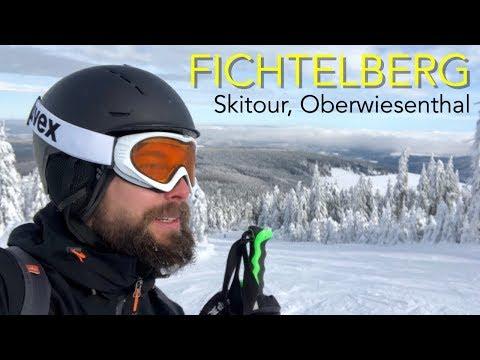 Fichtelberg, Skitour Oberwiesenthal/Erzgebirge